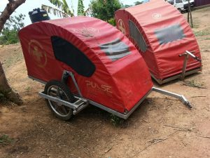 boda boda ambulance pods