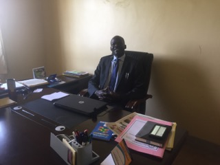 Deputy Vice Chancellor Professor DOK